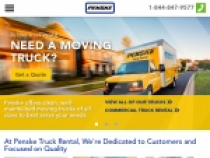 Penske 10% OFF One-Way Rentals And Unlimited Miles