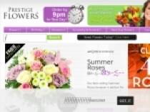 FREE Chocolate On Selected Flowers At Prestige Flowers