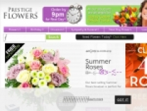 Up To 40% OFF Hampers & Gifts At Prestige Flowers