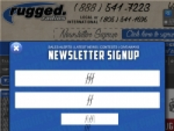 Rugged Radios Coupon Codes August 2018