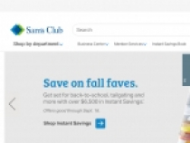 Up To $10 Cash Back On Every $500 Spent At Sam's Club