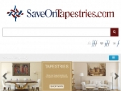 SaveOnTapestries Coupons August 2018