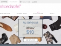 ShoeDazzle 75% OFF Your First Item When You Upgrade To VIP