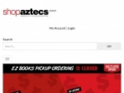 Shopaztecs Discount Codes August 2018