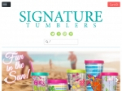Signature Tumblers Coupon Codes August 2018