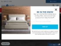 Up To 50% OFF Select Sheets & Pillow Cases At Sleep Number