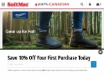 Up To 40% OFF On Winter Boots At SoftMoc