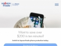 Over 35%  On Phone Insurance At SquareTrade
