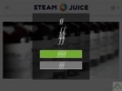 SteamJuice.us Coupon Codes August 2018