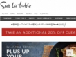 Up To 75% OFF Summer Sale & Clearance At Sur La Table
