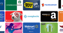 FREE Gift Cards With Email Sign Up At Swagbucks