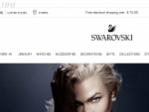 Up To 50% OFF On Swarovski Online Outlet + FREE Shipping