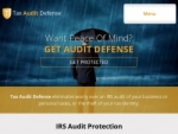 Tax Audit Defense Coupons August 2018