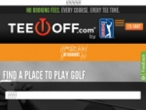 Teeoff Gift Cards From $25