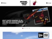 Up To 80% OFF Sale At Miami Heat Store