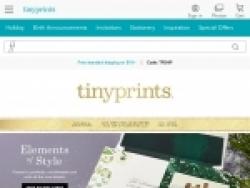 Tiny Prints Coupons