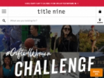 Up To 40% OFF On Sale Items at Title Nine