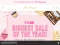 Up To 20% OFF + FREE Shipping W/ Email Sign Up At Too Faced
