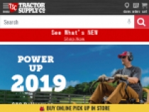 Up To $99 OFF On Clearance Items At Tractor Supply