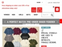 FREE Shipping On Orders Over $75 At UNIQLO