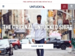 UNTUCKit Coupon Codes August 2018