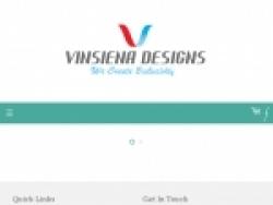 Vinsiena Designs Promo Codes August 2018