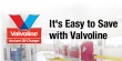Up To $7 OFF Oil Change At Valvoline