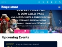 Up To $5 OFF When Buy Parking Online At Kings Island