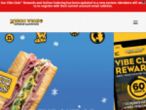 FREE Stuff For Joining Vibe Club Rewards At Which Wich