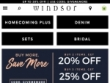Up To 85% OFF Sale Items At Windsor