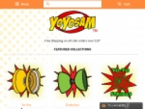 FREE Shipping On Orders Over $10 At Yoyo Sam