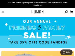 Look Human Coupon Codes August 2018