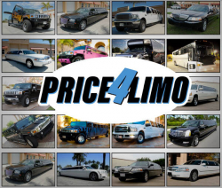 Price 4 Limo Coupon Codes August 2018