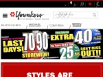 Younkers Up To 75% OFF Closeout Deals For Your Home